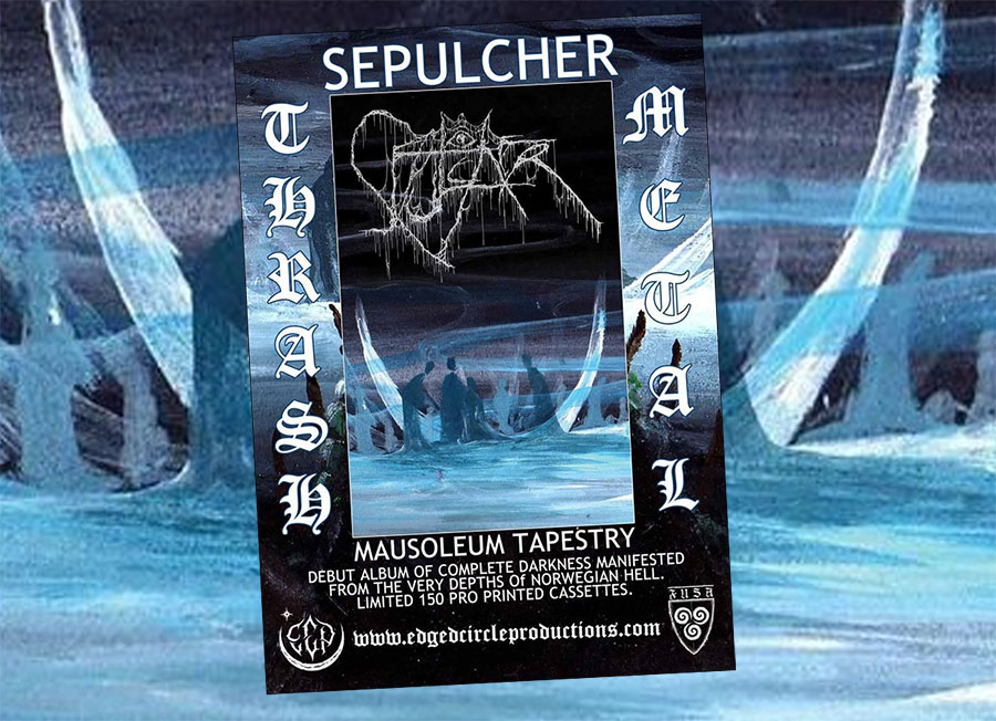 Sepulcher: OUT NOW & exclusive listening